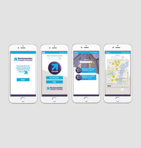 The Donate Locate App