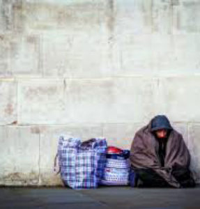 Homelessness charity The Connection